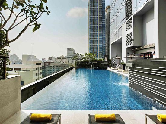 諾富特曼谷素坤逸酒店(Novotel Bangkok Ploenchit Sukhumvit)室外游泳池