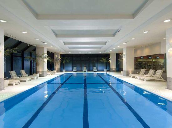 千葉東京灣希爾頓酒店(Hilton Tokyo Bay Chiba)室內游泳池