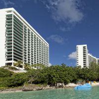 關島珊瑚礁和橄欖温泉度假酒店酒店預訂