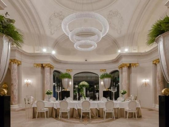 巴黎半島酒店(Hotel the Peninsula Paris)餐廳