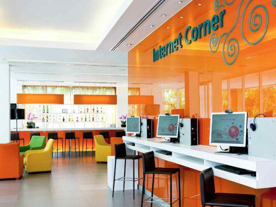 芭堤雅宜必思酒店(Ibis Pattaya)公共區域