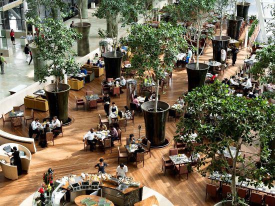 新加坡濱海灣金沙酒店(Marina Bay Sands)公共區域