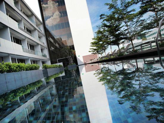 新加坡帝盛酒店(Dorsett Singapore)外觀
