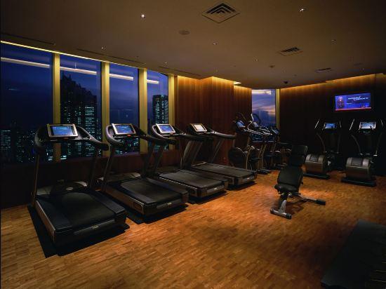 東京凱悅酒店(Hyatt Regency Tokyo)健身房