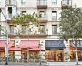 亞歷山德拉巴塞羅那酒店-希爾頓Curio品牌