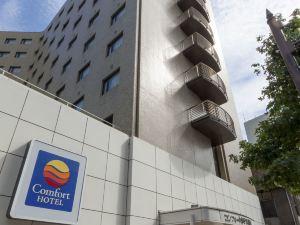 岡山舒適酒店(Comfort Hotel Okayama)