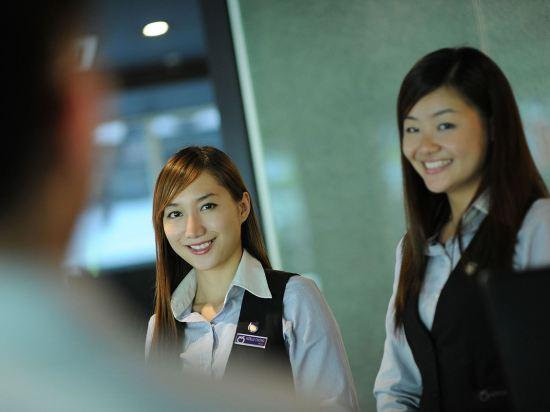 武吉免登蘋果精品酒店(Le Apple Boutique Hotel Bukit Bintang)大堂吧