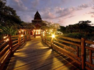 拜縣溫泉療養度假村(Pai Hotspring Spa Resort)