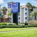近南佛羅里達大學布什花園好眠酒店
