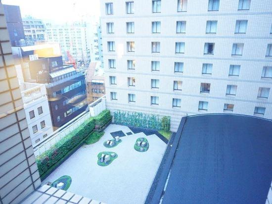 福岡日航酒店(Hotel Nikko Fukuoka)室外游泳池