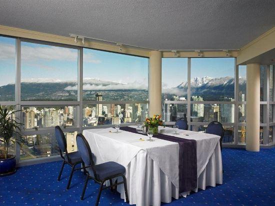 温哥華喜來登華爾中心酒店(Sheraton Vancouver Wall Centre)餐廳