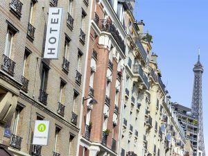 鐘樓巴黎15埃菲爾鐵塔酒店