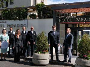 貝斯特韋斯特帕達迪索酒店(Best Western Hotel Paradiso)