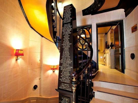 巴黎香榭麗舍安珀酒店(Maison Albar Hôtel Paris Champs Elysées)公共區域