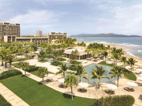 峴港凱悅麗晶渡假村及水療中心(Hyatt Regency Danang Resort and Spa)外觀
