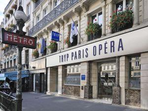 巴黎歌劇院美利亞酒店