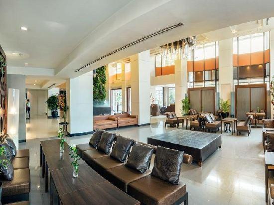 曼谷查達酒店(Bangkok Cha-Da Hotel)公共區域