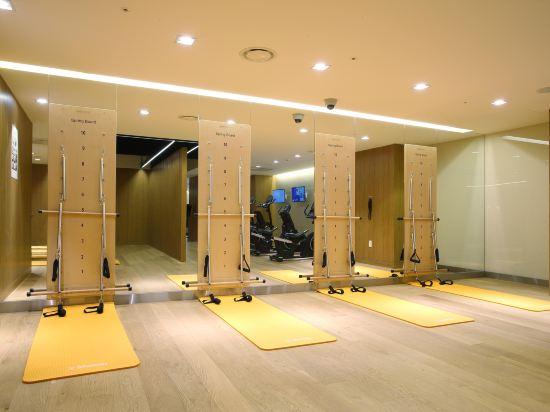 明洞PJ酒店(Hotel PJ Myeongdong)健身房