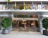 巴塞羅那埃文尼亞羅塞里奧酒店