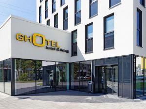 埃森G舒居酒店(Ghotel Hotel & Living Essen)