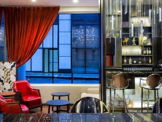 紐約曼哈頓金融區假日酒店(Holiday Inn Manhattan Financial District New York)公共區域