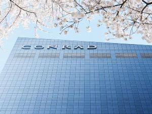 韓國首爾國際金融中心康萊德酒店(Conrad Seoul IFC Korea)