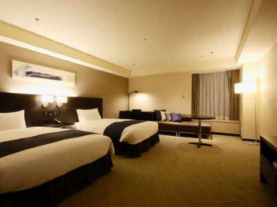札幌格蘭大酒店(Sapporo Grand Hotel)東樓舒適大型雙床房