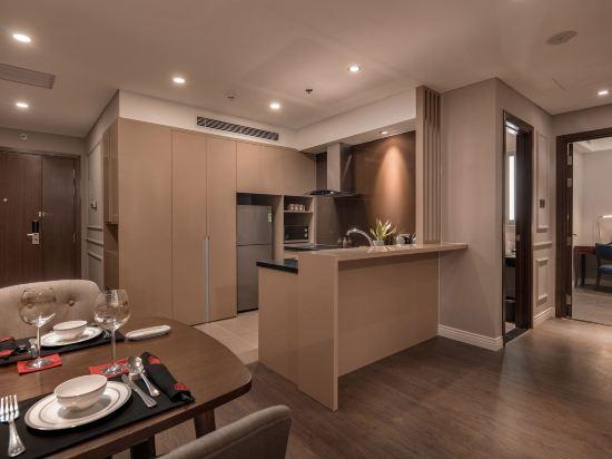瑞亞茲阿爾塔拉套房(Altara Suites by Ri-Yaz)兩卧室和諧套房