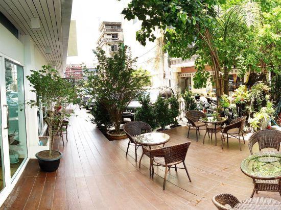 曼谷是隆楠特拉酒店(Nantra Silom Hotel Bangkok)咖啡廳