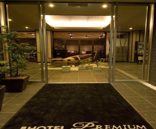 花螢之湯京都站前多米豪華酒店(Hotel Dormy Inn Premium Kyotoekimae)公共區域