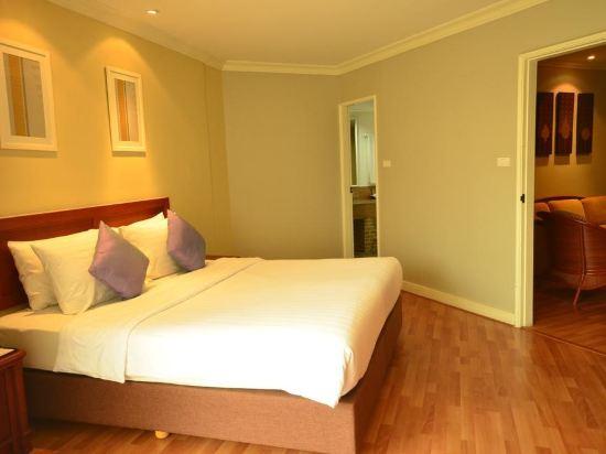 皇家華欣海灘度假酒店(The Imperial Hua Hin Beach Resort)精緻套房