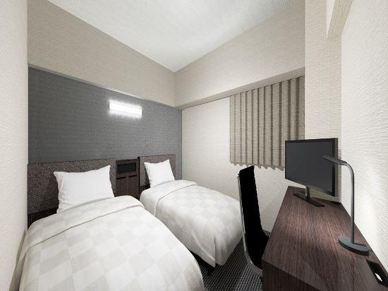 大阪一致酒店(Hotel Consort Osaka)雙床房