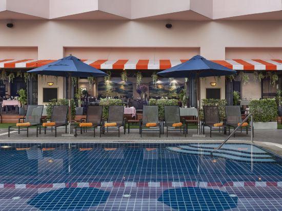 曼谷瑞博朗德酒店(Rembrandt Hotel Bangkok)健身娛樂設施
