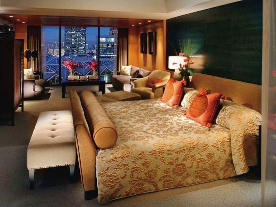 新加坡文華東方酒店(Mandarin Oriental, Singapore)尊貴套房