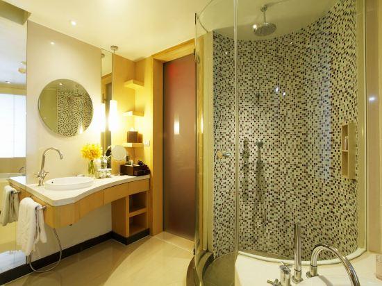 曼谷盛泰瀾中央世界商業中心酒店(Centara Grand at Centralworld)豪華房
