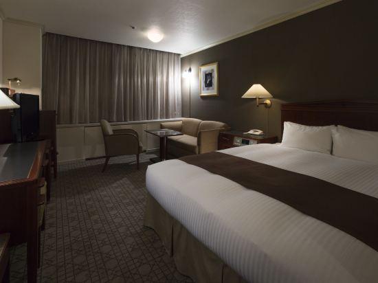 札幌格蘭大酒店(Sapporo Grand Hotel)主樓高級大床房