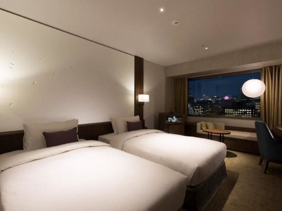 札幌京王廣場飯店(Keio Plaza Hotel Sapporo)尊貴雙床房