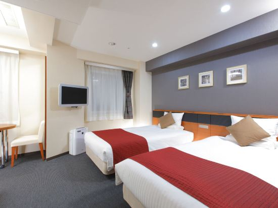 MYSTAYS 名古屋榮酒店(HOTEL MYSTAYS Nagoya Sakae)高級雙床房