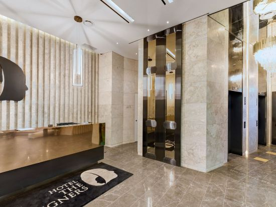 設計師DDP酒店(Hotel The Designers DDP)公共區域