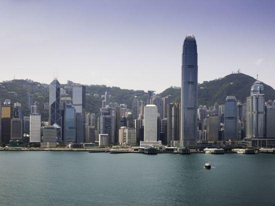 馬哥孛羅香港酒店(Marco Polo Hongkong Hotel)海景客房