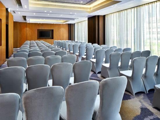 香港九龍東皇冠假日酒店(Crowne Plaza Hong Kong Kowloon East)會議室