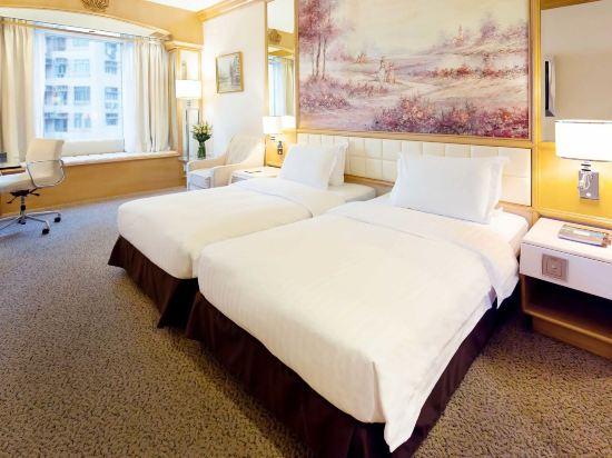 富豪香港酒店(Regal Hongkong Hotel)高級房