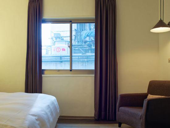 台中寶島53行館(53 Hotel)精緻雙人房