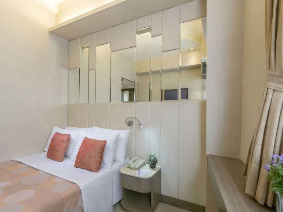 香港海景絲麗酒店(Silka Seaview Hotel)豪華房