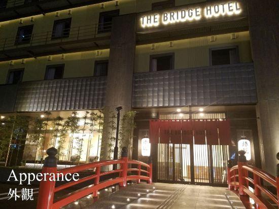 The bridge酒店心齋橋店(The Bridge Hotel Shinsaibashi Osaka)外觀