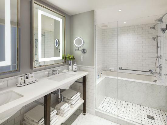 紐約巴克萊洲際大酒店(InterContinental New York Barclay Hotel)洲際特大床俱樂部房