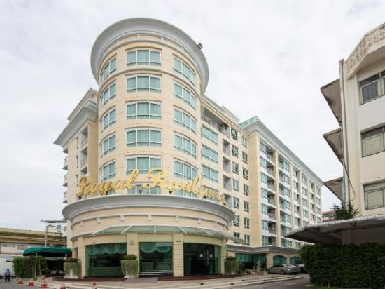 華欣皇家館酒店(Royal Pavilion Hua Hin)外觀