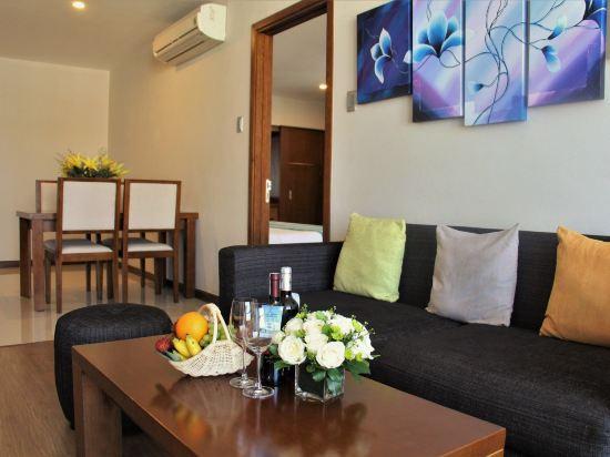 阿凡達峴港酒店(Avatar Danang Hotel)簡易套房