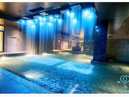 吉隆坡星匯公寓式酒店(Expressionz Professional Suites by MyKey Global)室內游泳池