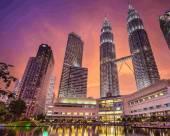 吉隆坡伊達曼雙峯塔摩爾公寓